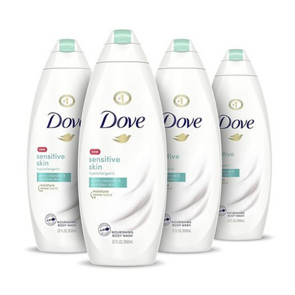 50% OFF Dove Bath and Shower Gels and Body Scrubs!!! Wow!
