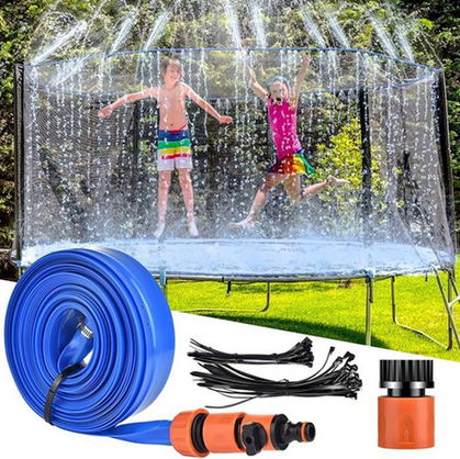 Score this Trampoline Sprinkler for a deal!