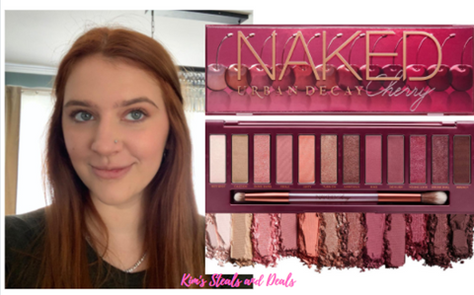 49% OFF Urban Decay Naked Cherry Pallet!
