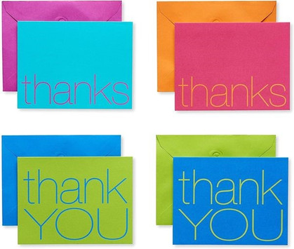 Set of 50 Thank-You's for half off!!