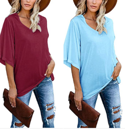 Comfy, Flowy Tops 40% OFF!