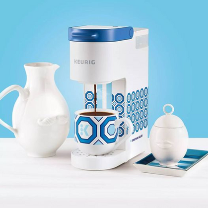 Limited Edition Single-Serve K-Cup Pod Coffee Maker - 50% OFF and ships free