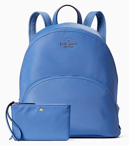 Kate Spade Bundle Use code to score backpack AND wristlet!