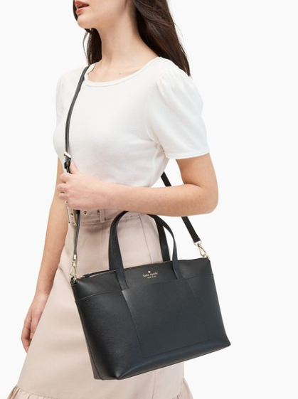 TODAY ONLY!! The Kate Spade Patrice satchel is just $79 (Reg $359)