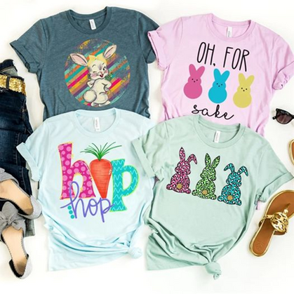 Snag your Easter Tee now!! Marked down + free shipping