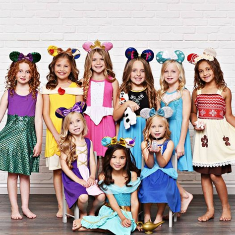 Princess Inspired Dresses marked down + ship free!