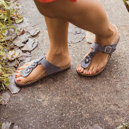 ❤️ Muk Luk Marsha Sandals are marked down