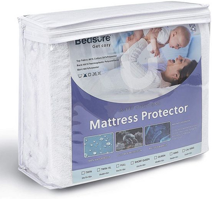 Half off Mattress Protector with group code!