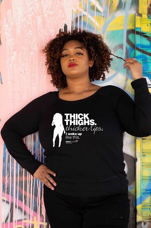 Thick Thighs Sweatshirt