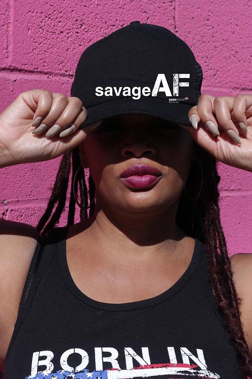 savageAF hat