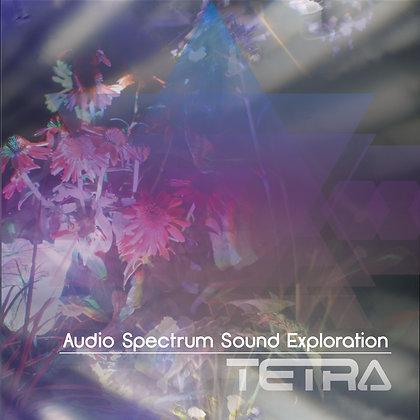 Audio Spectrum Sound Exploration CD