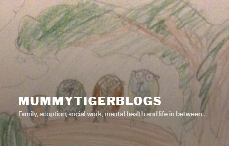 mummy tiger blogs cover image