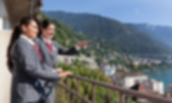 Hospitality management courses abroad with swisseducation india