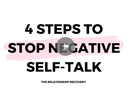4 Steps to Stop Self Talk