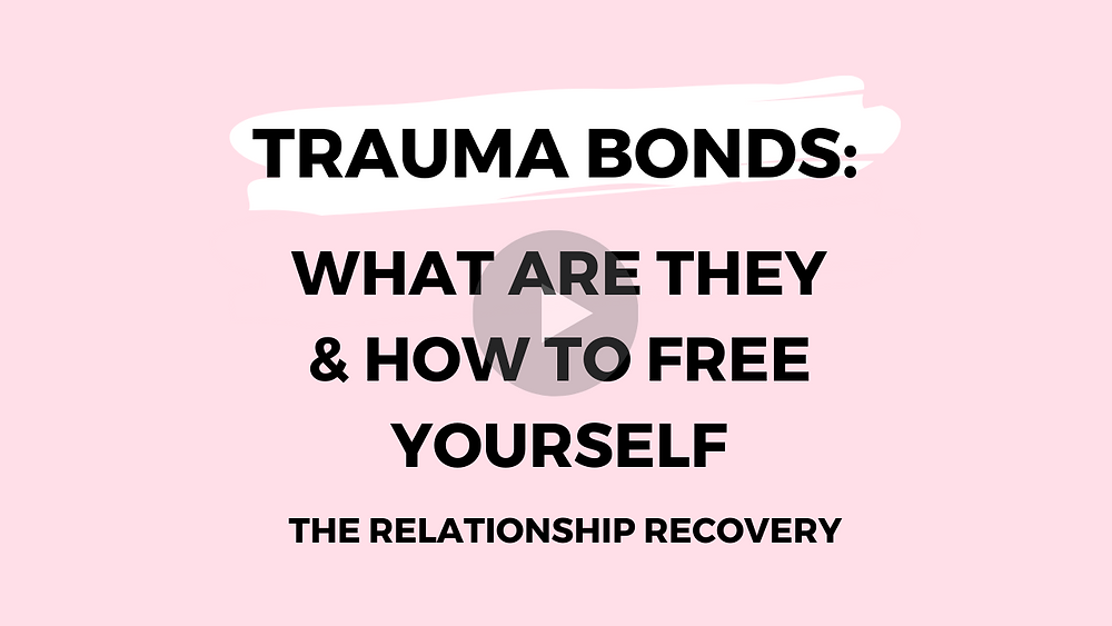 Trauma Bonds What Are They and How To Free Yourself
