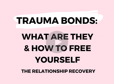 Trauma Bonds: How to Break Free