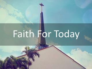 Faith For Today