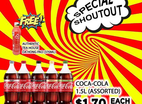 Coca Cola Promotion