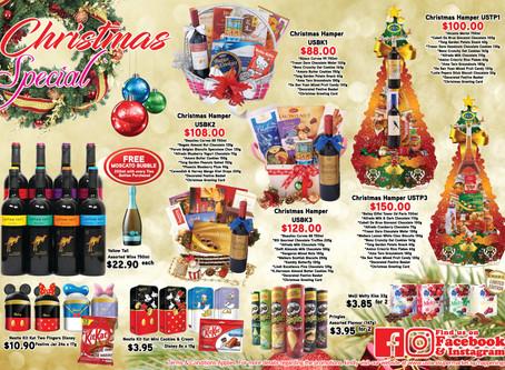 Christmas special for 23-25 November