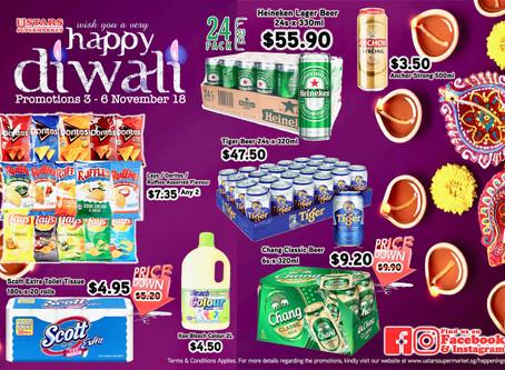 Diwali Promotion 2