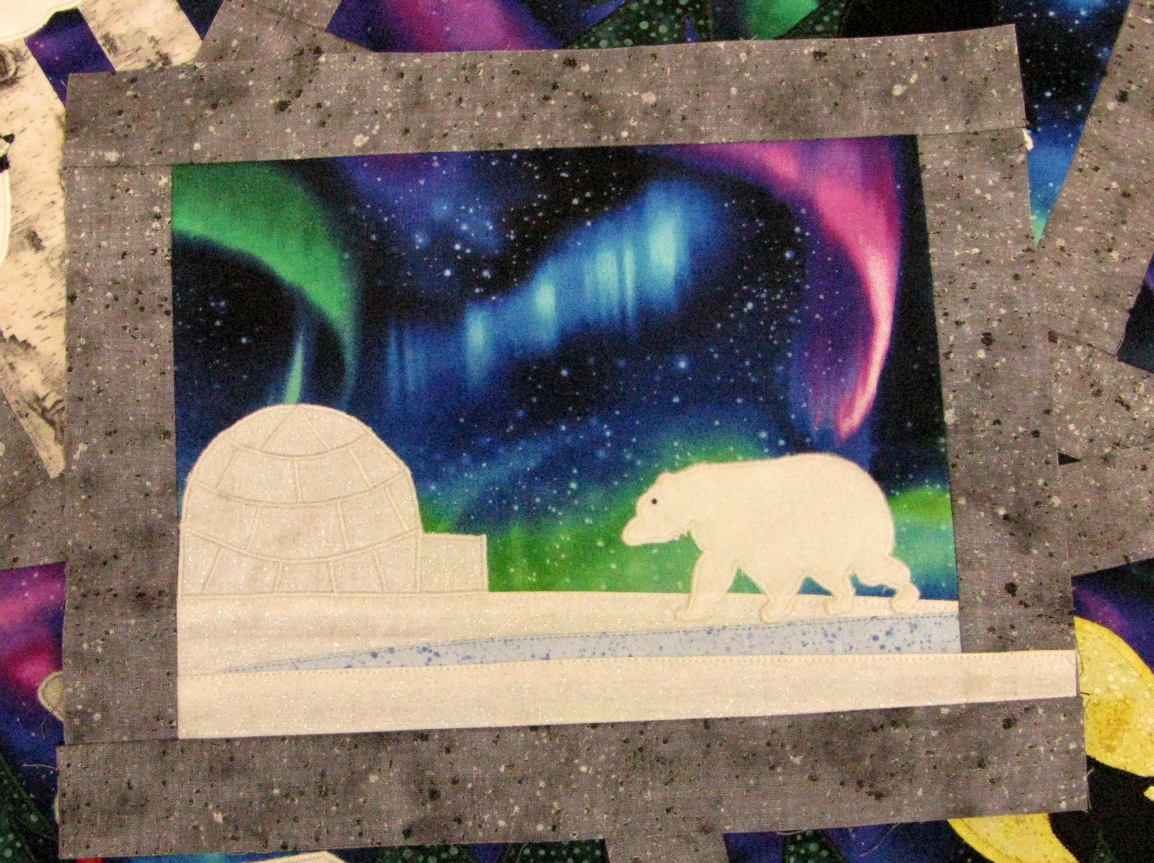 Polar Bear Home