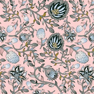 Sunny Florence Pattern