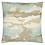 Thumbnail: Coussin Dragonfly over Clouds Sky Blu