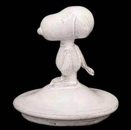 Couvercle Céramique Snoopy