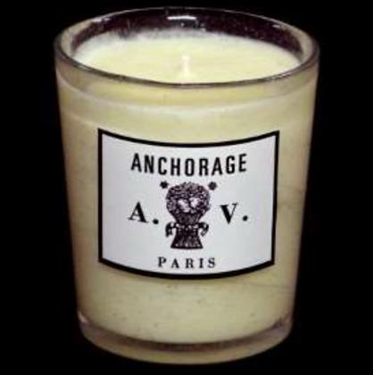 Bougie en verre Anchorage