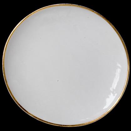 Assiette plate - CRéSUS