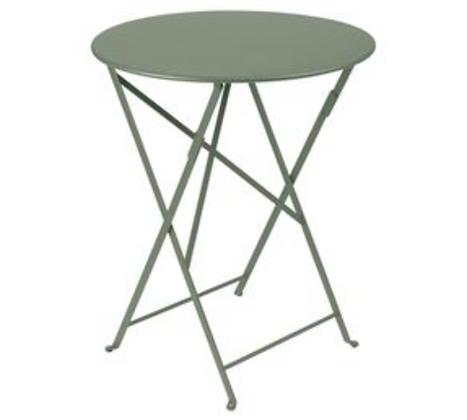 BISTRO Table pliante 60cm
