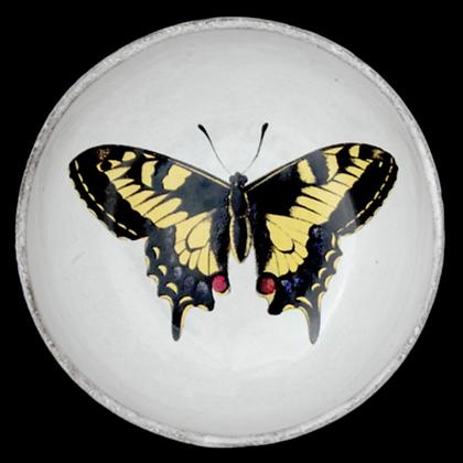 Coupelle Papillon Jaune - JOHN DERIAN