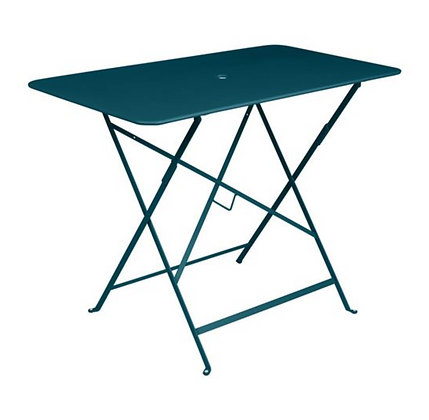 BISTRO Table pliante 97x57cm