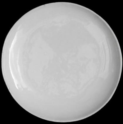 Assiette Plate - RIEN