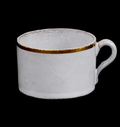 Tasse plate - CRéSUS