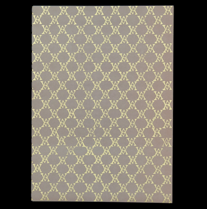 Cahier - MONOGRAMME