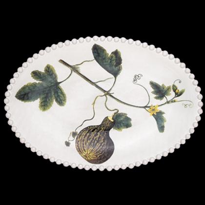 Plat Courge Plate - JOHN DERIAN