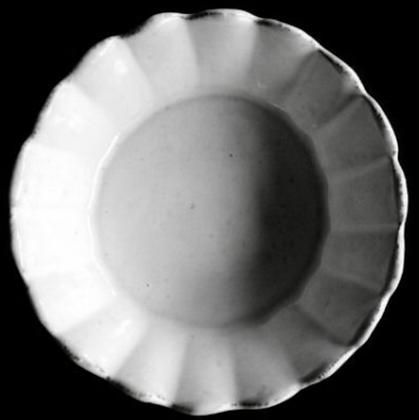 Assiette creuse - MARGUERITE