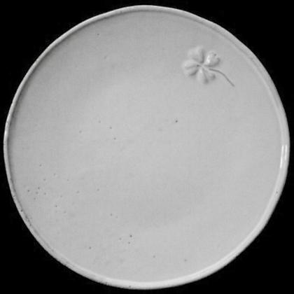 Assiette Plate - TRèFLES