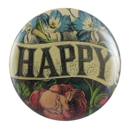 Miroir de poche - HAPPY