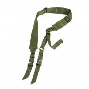 VISM® by NcSTAR® 2 POINT TACTICAL SLING/GREEN