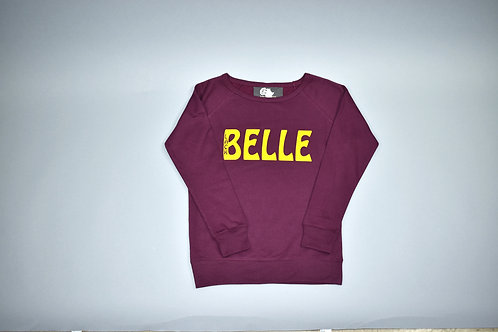 Women's Burgundy Sweatshirt