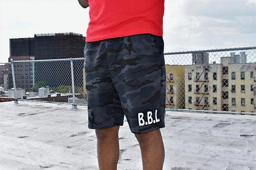 Black Camo shorts