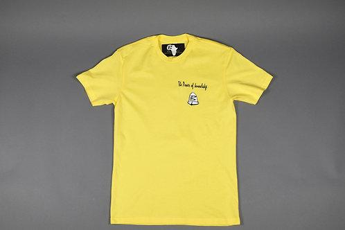 Yellow crewneck