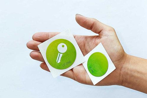 Loxone Verschlüsselte NFC Smart Tags