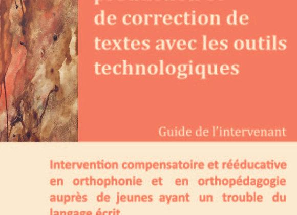 Méthode de production et de correction de textes