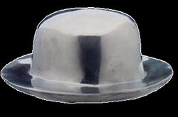 Chapéu n. 1  (alumínio)