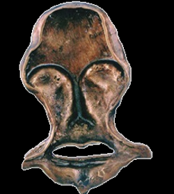 Máscara n. 16  (bronze)