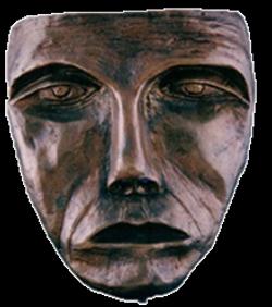 Máscara n. 12  (bronze)