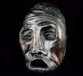 Máscara n. 14  (bronze)